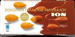 ION ΟΛΟΚΛΗΡΟ ΑΜΥΓΔΑΛΟ 100ΓΡ