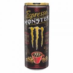 MONSTER COFFEE ESPRESSO RED 250ML