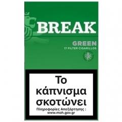 BREAK ΠΡΑΣΙΝΟ 10'S