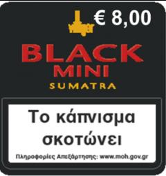 VILLIGER BLACK ΤΑΜΠΑΚΙΕΡΑ 20'S