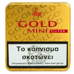 VILLIGER GOLD MINI ΤΑΜΠΑΚΙΕΡΑ 20'S