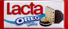 LACTA OREO WHITE 100ΓΡ