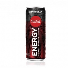 COCA COLA ENERGY ZERO 250ML